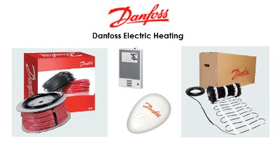 Danfoss 088L3066 GX Snow Melting Cable - 277 Volts