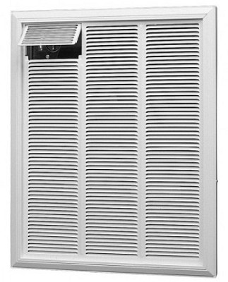 Dimplex RFI840D31W Commercial Fan Forced Wall Heater - 208/240 Volt - 3000/4000 Watts - 10,236/13,648 Btu - White