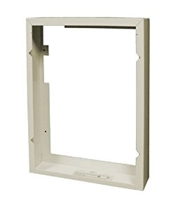RFP8DW Surface Mounting Frame - White