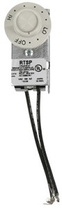 Qmark / Marley GFRTSP Single Pole Thermostat For GFR Series Heaters