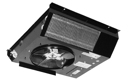 Qmark / Marley CDF552 Commercial Downflow Ceiling Heater - 240 Volts; 5000 Watts - 5 Year Warranty