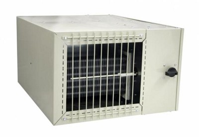 Qmark MSPH137124 Zero Clearance Concealed Space Plenum Rated Heater - 3.0 kW - 277 VAC - Single Phase