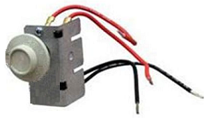 Qmark CZTDP Double Pole Thermostat Kit (40°-85° F)