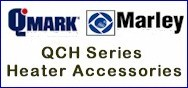 Qmark / Marley QCHTBF T bar Frame Kit For QCH Ceiling Heaters