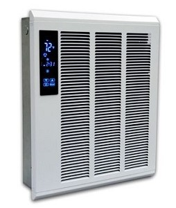 Qmark / Marley SSHO4004 Smart Series High Output Programmable Digital Wall Heater - 1800-4000 Watts; 13,650 Btu;  240 Volt